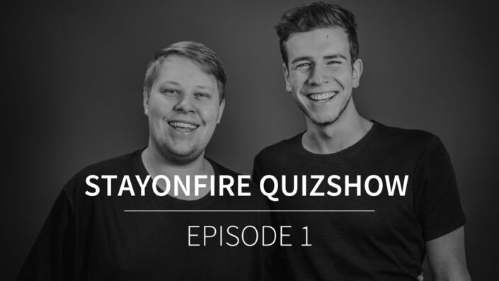 STAYONFIRE Quizshow | Ep. 1